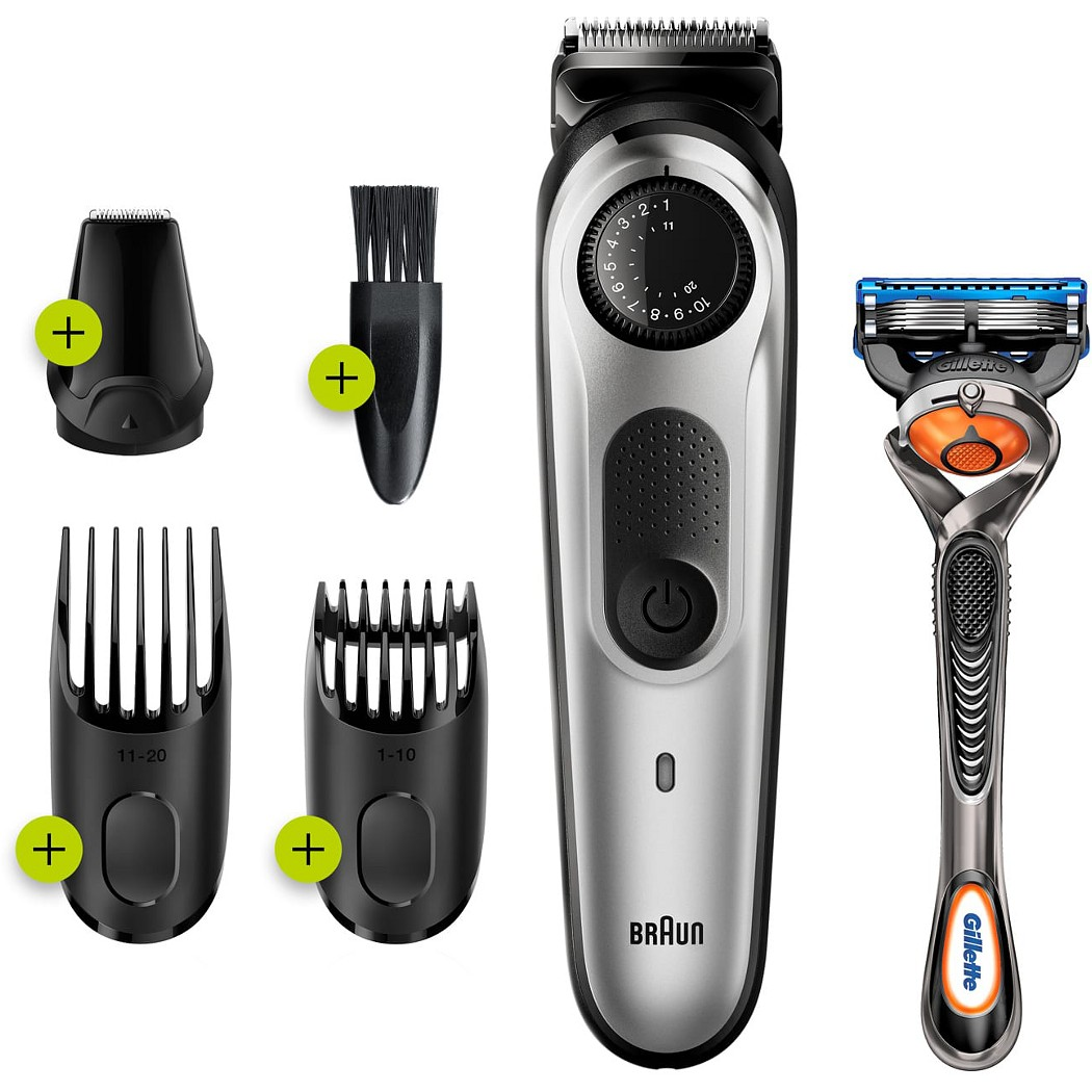 Braun BT5260 Hair & Beard Clippers